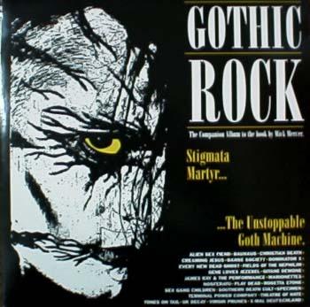 Gothic Rock 1 Uk Pressing Nosferatu Amp Dark Angel